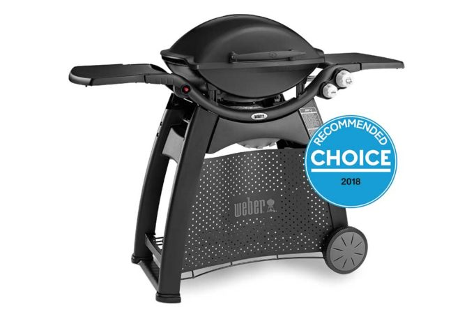 Weber Family Q-3100, Highland Fires and BBQs
