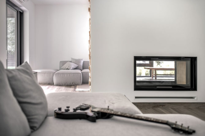 Maison Mt Blanc 970 Series