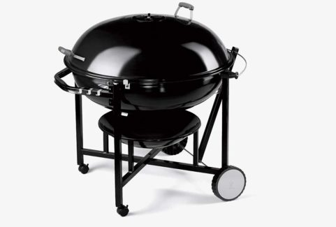 Ranch Kettle Charcoal Barbecue 93cm