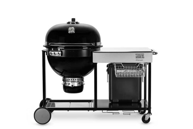 Weber Summit Charcoal Grilling Centre 61cm