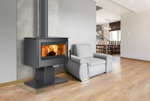 Euro Fireplaces Buller Freestanding