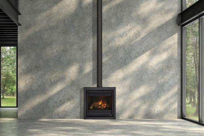 Heat & Glo X-series Gas Freestander