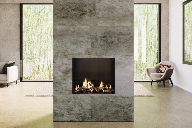 Living Fire Quadro 800