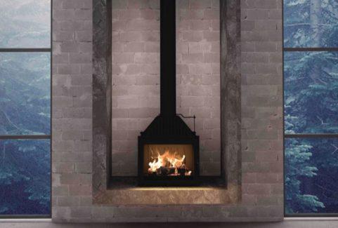 Living Fire Siena 750 Freestanding