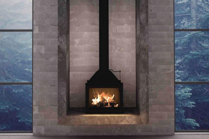 Living Fire Rimini 750 Freestanding