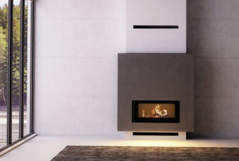 Living Fire Vittoria 950 Guillotine