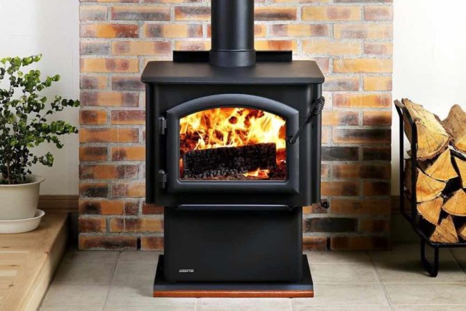 Quadra Fire 4300 Millennium