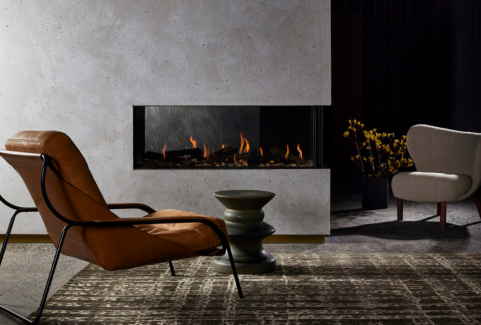 Ortal Space Creator Gas Fires – Multiple Sizes
