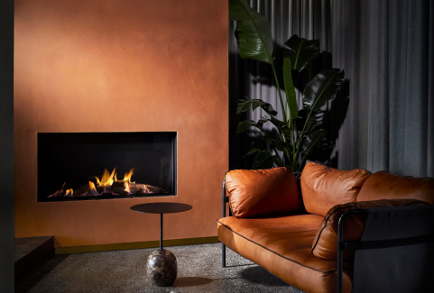 Ortal Single-sided Gas Fires – Multiple Sizes