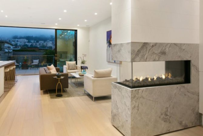 Ortal Space Creator Gas Fires