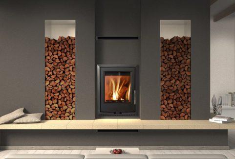 Euro Fireplaces Valencia Insert