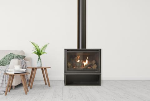 Heat & Glo i30X Freestanding Gas